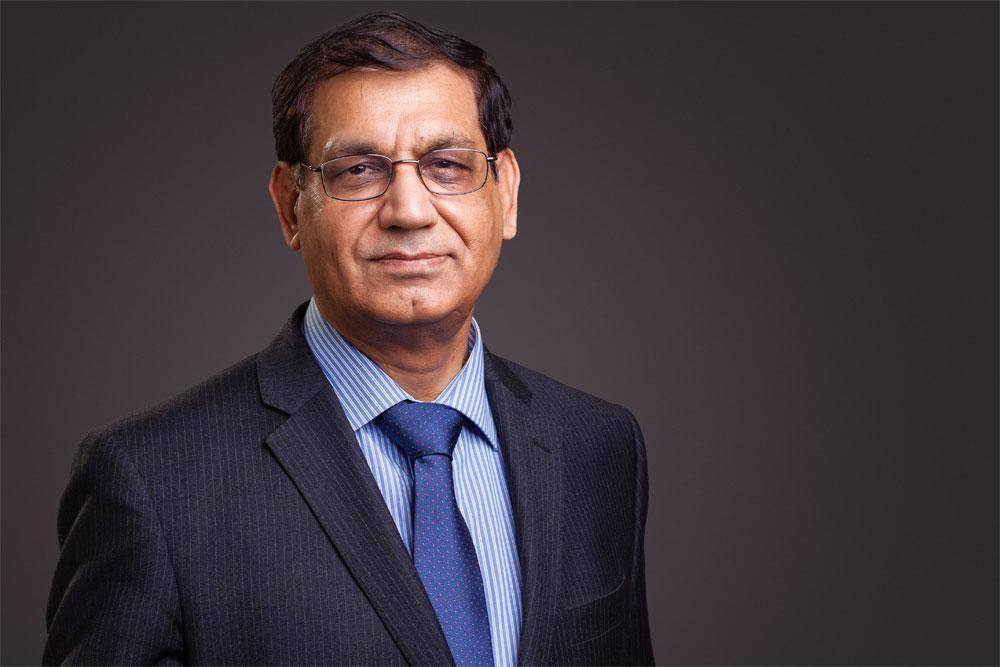 Liaquat Ali DL