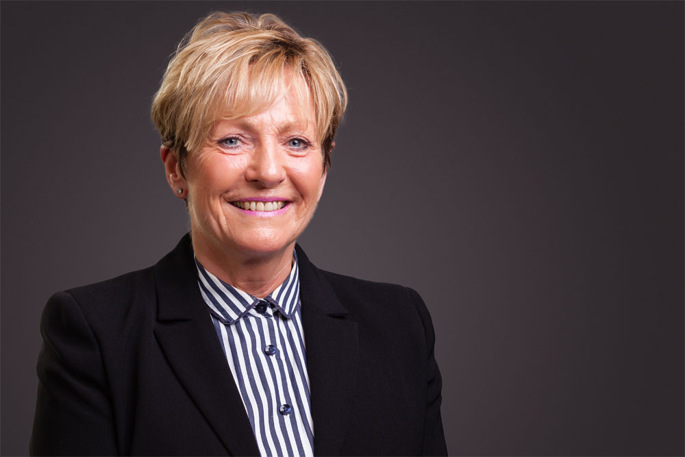 Linda McDowall DL