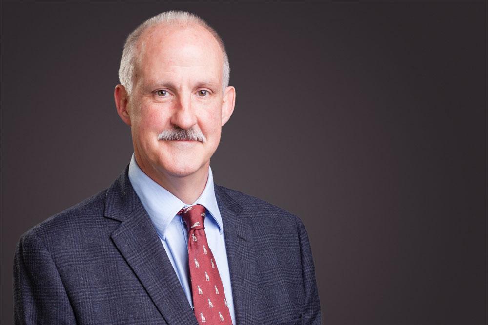 Colonel Stuart Roberts DL