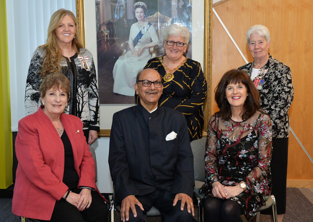 North Lanarkshire New Year Honours