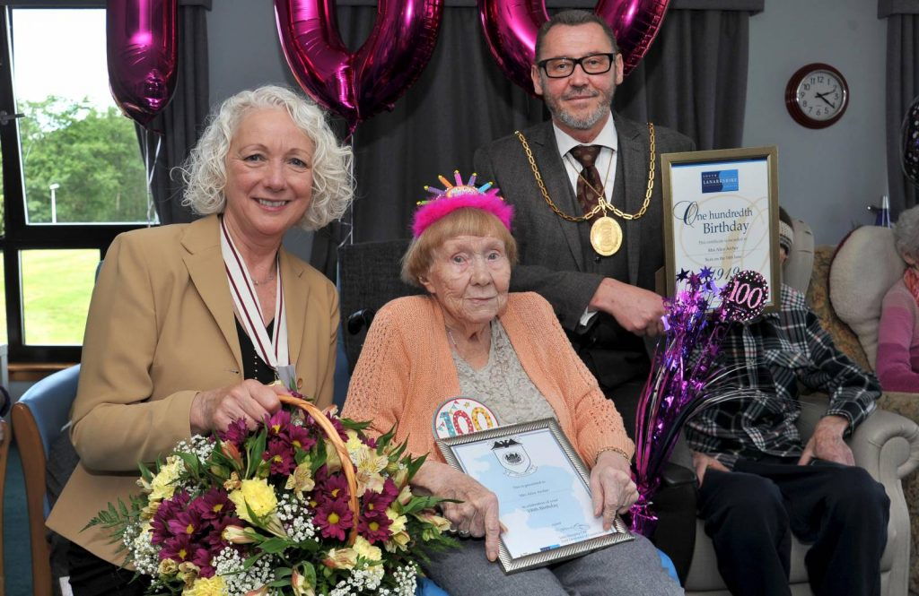 100th Birthday Celebration – Alice Archer