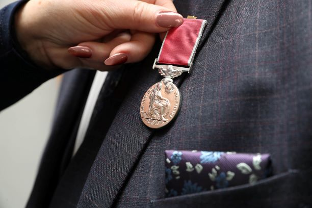 NEW YEAR HONOURS LIST – 2020