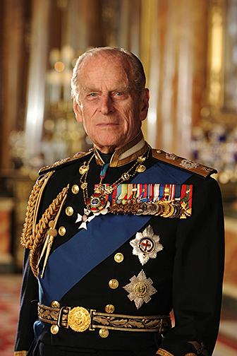 His Royal Highness The Prince Philip , Duke of Edinburgh