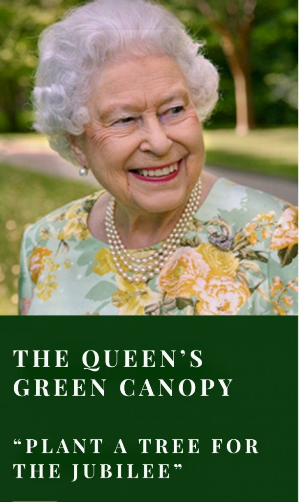 The Queen's Green Canopy (QGC)